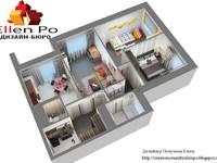Проектирование типовых квартир для строительных компаний