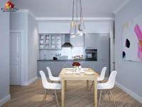 Дизайн квартиры в скандинавском стиле мебель Икея