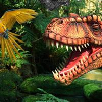 Dino Show - атракцион развлечений