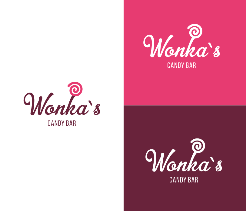 Разработка логотипа магазина сладостей со всего мира. фото f_5235a29d57ca4933.png