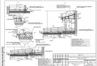 Разработка крылец при реконструкции здания больницы