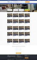 Сайт для агенства недвижимости (Yii2)