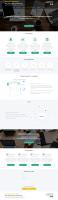 Landing Page «БизнесАп» (Wordpress)