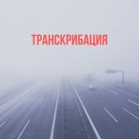 Транскрибация (русский) 25.000 знаков