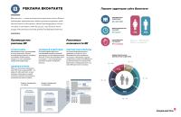 Медиапланирование и размещение рекламы ВКонтакте.