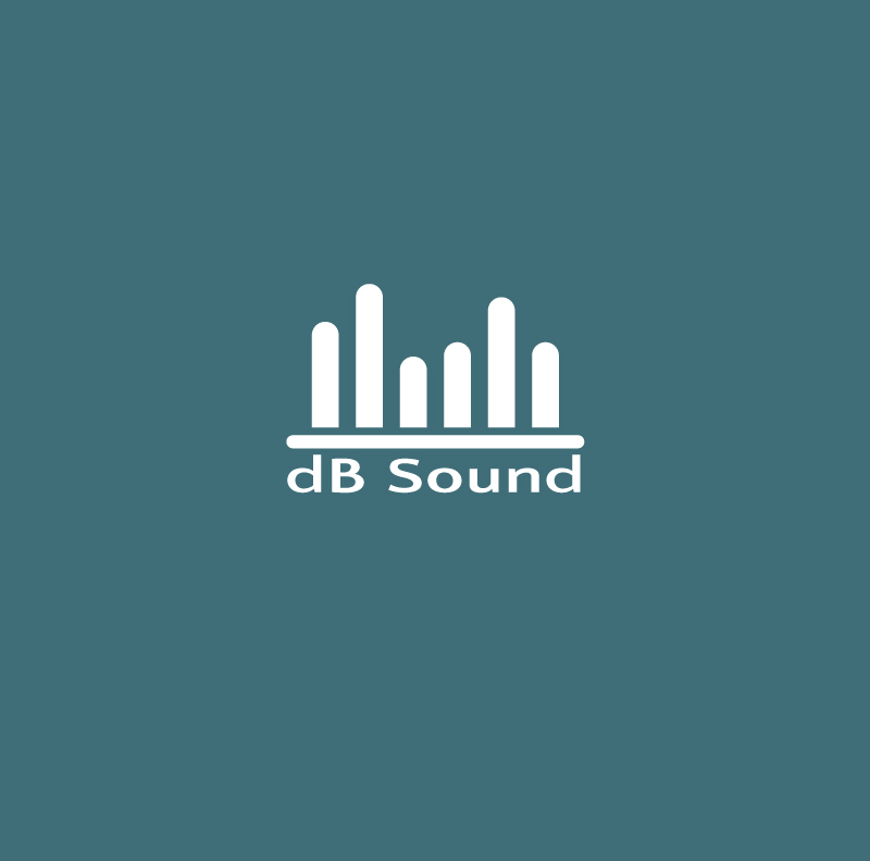 Создание логотипа для компании dB Sound фото f_27859bac9eaae8fc.jpg
