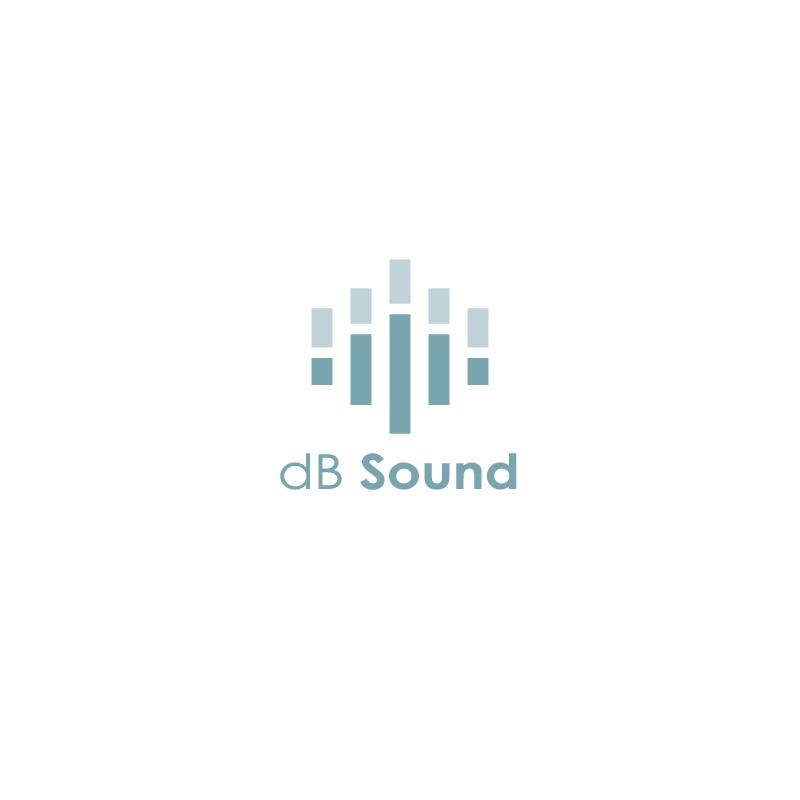 Создание логотипа для компании dB Sound фото f_29259bac9e75e98d.jpg