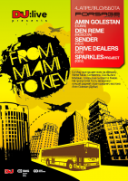 From Miami to Kiev poster