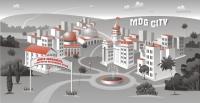 Иллюстрация для сайта «MDG»