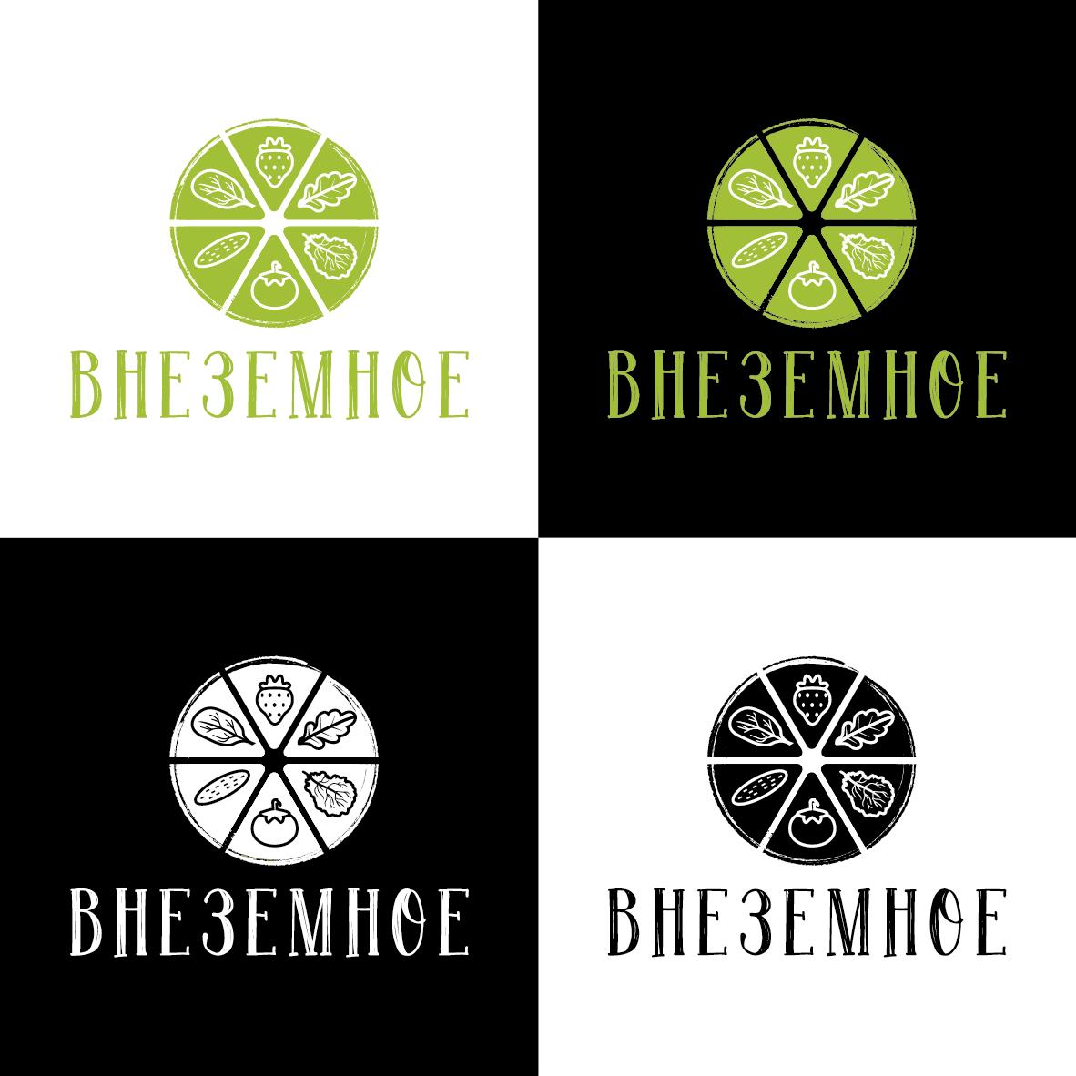"Логотип и фирменный стиль ""Внеземное"" фото f_3685e74a26423915.png"