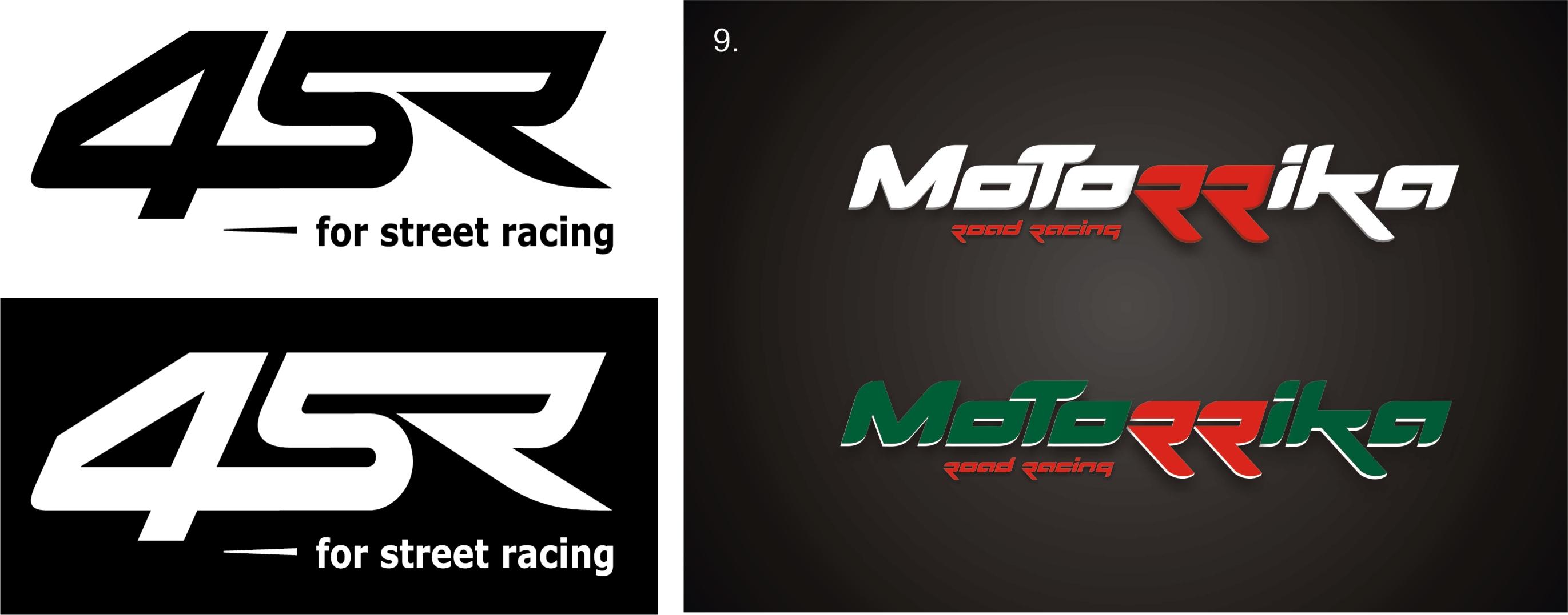 Мотогонки. Логотип, фирменный стиль. фото f_4dd2d23446d16.jpg