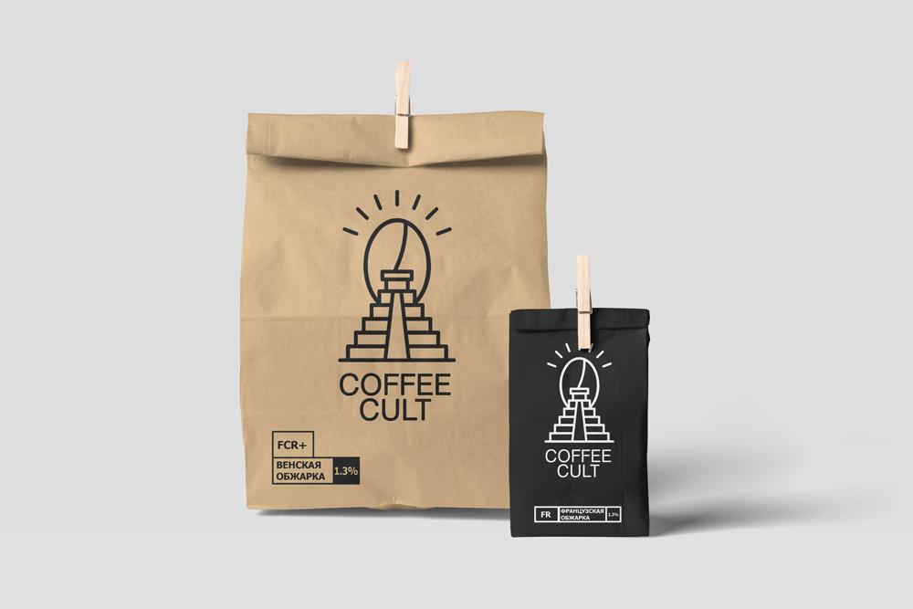 Логотип и фирменный стиль для компании COFFEE CULT фото f_5545bc752f1bae89.png