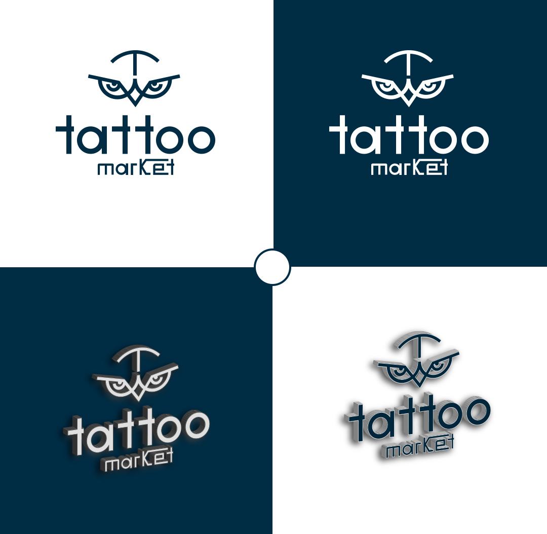 Редизайн логотипа магазина тату оборудования TattooMarket.ru фото f_9955c40aa3dbe32f.jpg