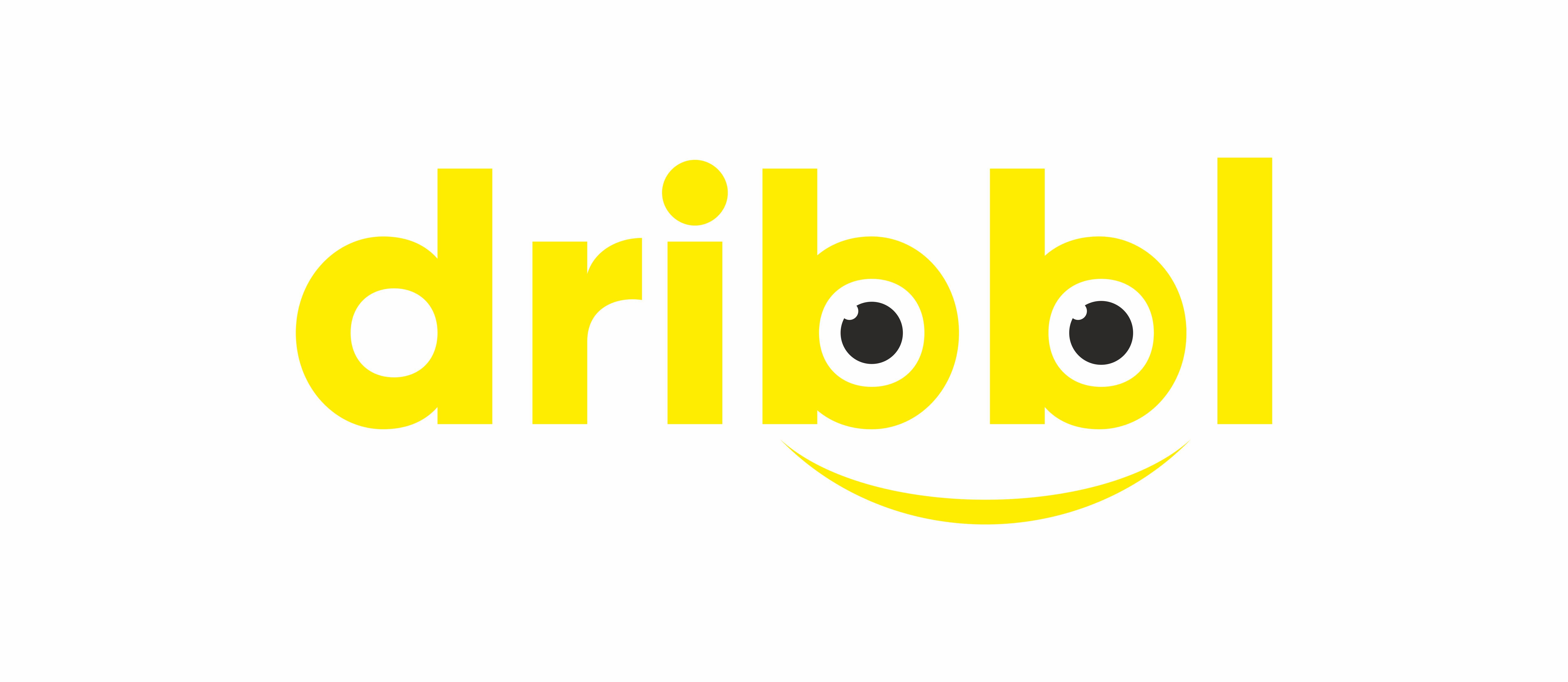 Разработка логотипа для сайта Dribbl.ru фото f_8965a9ba1c2a82df.jpg
