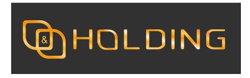"Разработка Логотипа +  Фирменного знака для компании ""O & O HOLDING"" фото f_2615c7bec70029d4.jpg"