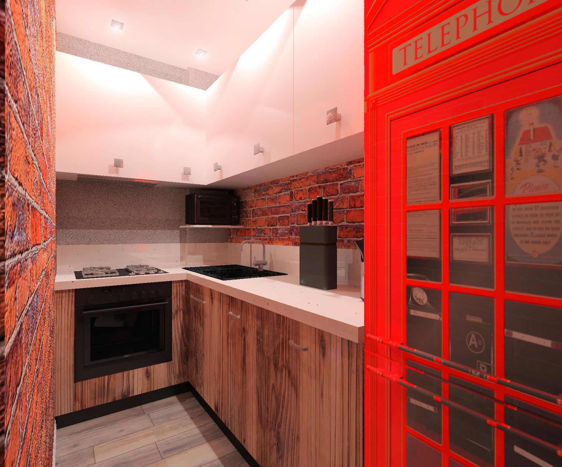 Дизайн проект интерьера первого уровня квартиры 69,9 м.кв. фото f_2645a577b5284368.jpg