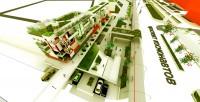 визуализация пространства города