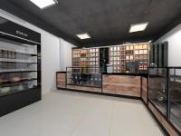 """магазин чай кофе """"Тибет"""" разработка торгового оборудования"""