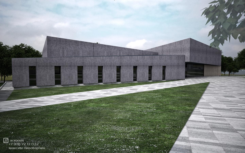 Образовательно-исследовательский центр мемориального комплекса