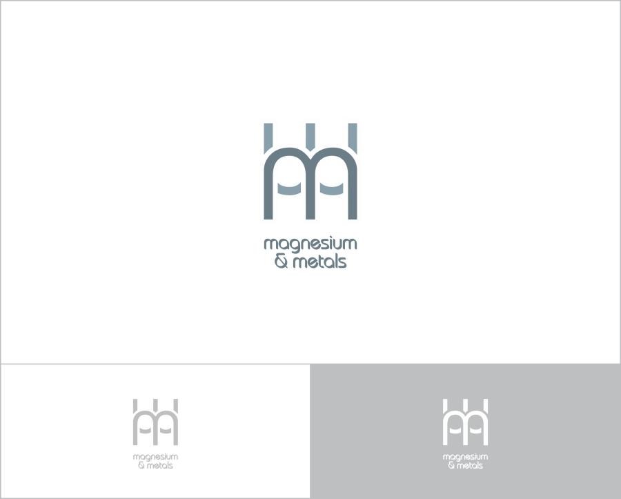 Логотип для проекта Magnesium&Metals фото f_4e7bb9e005299.jpg