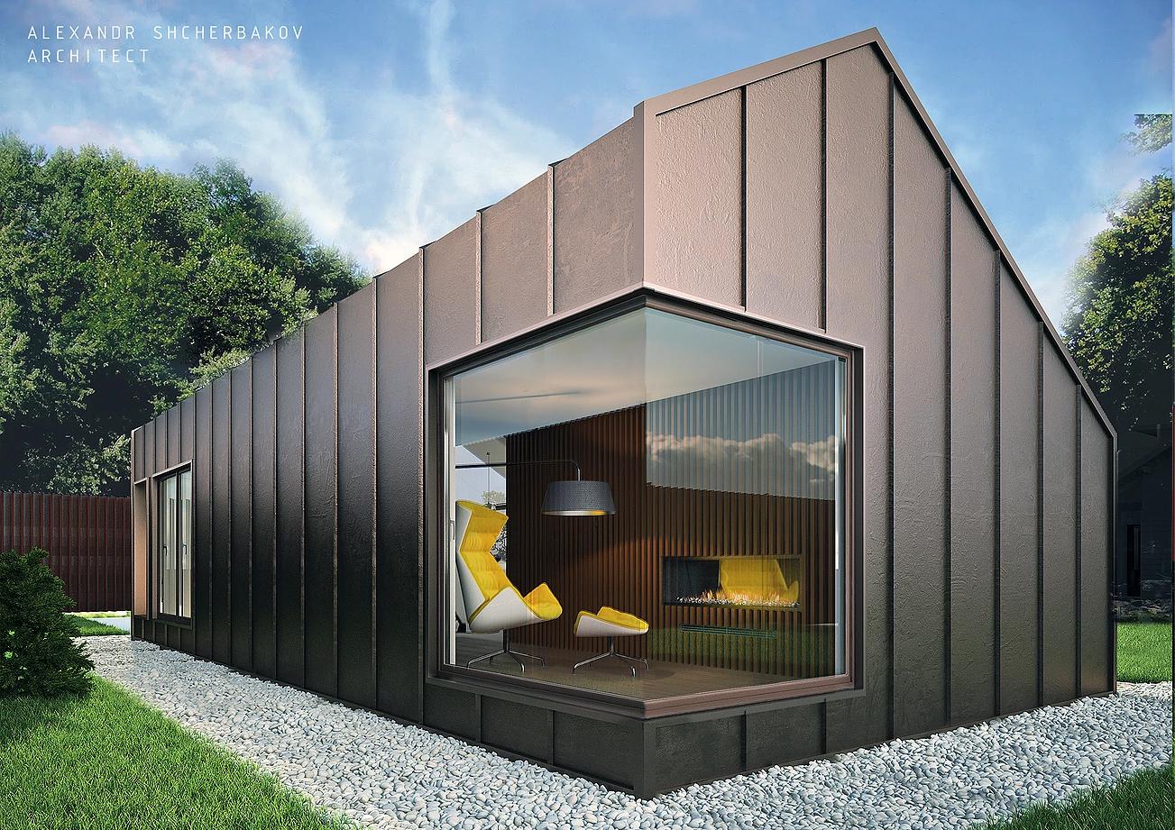Загородный дом в МО
