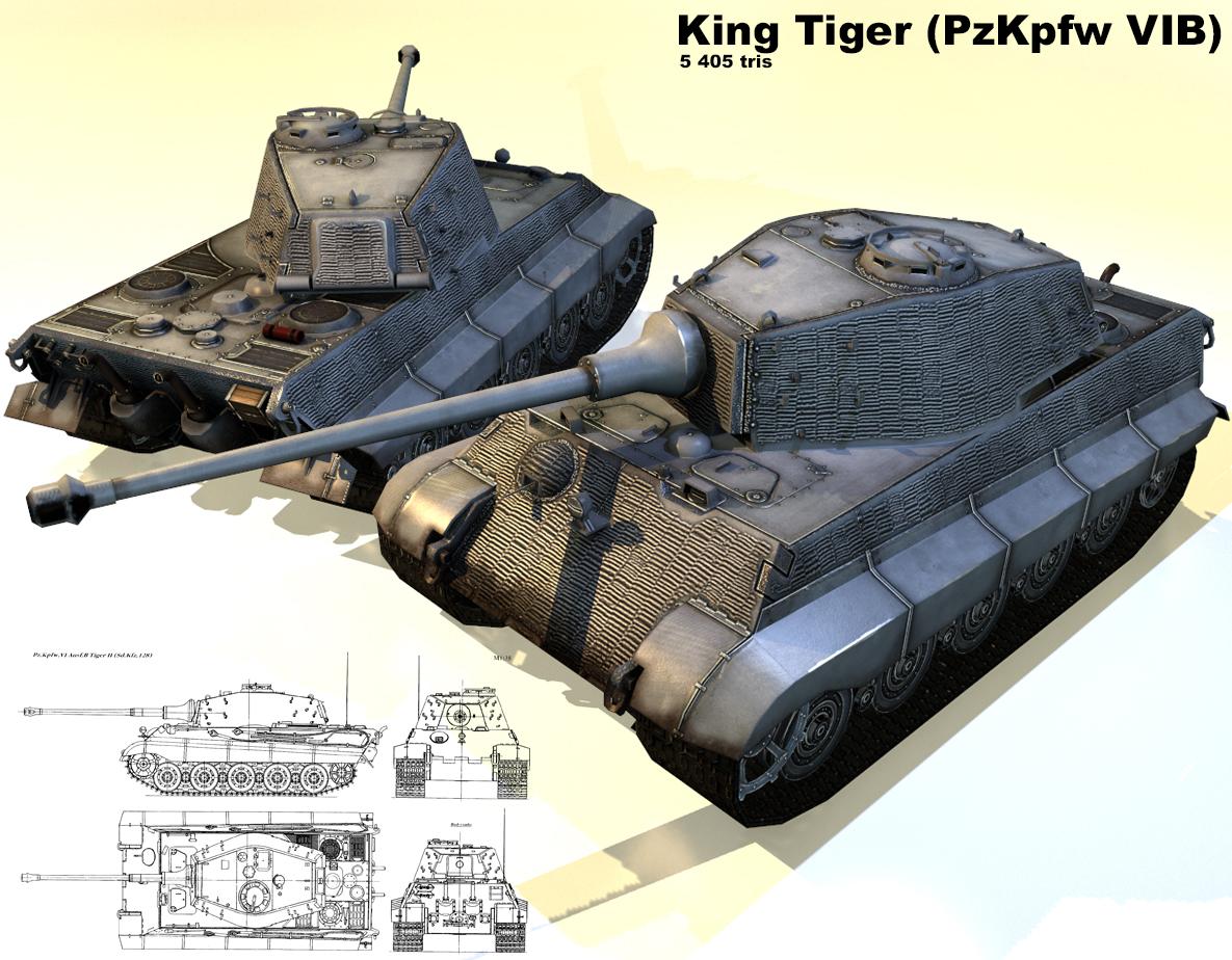 King Tiger (PzKpfw VIB)