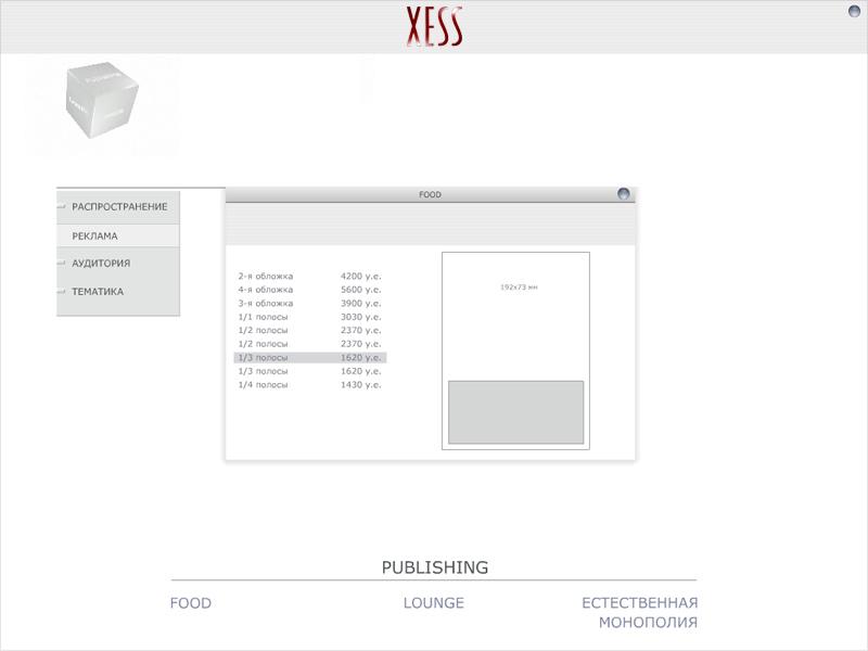 Презентация XESS group