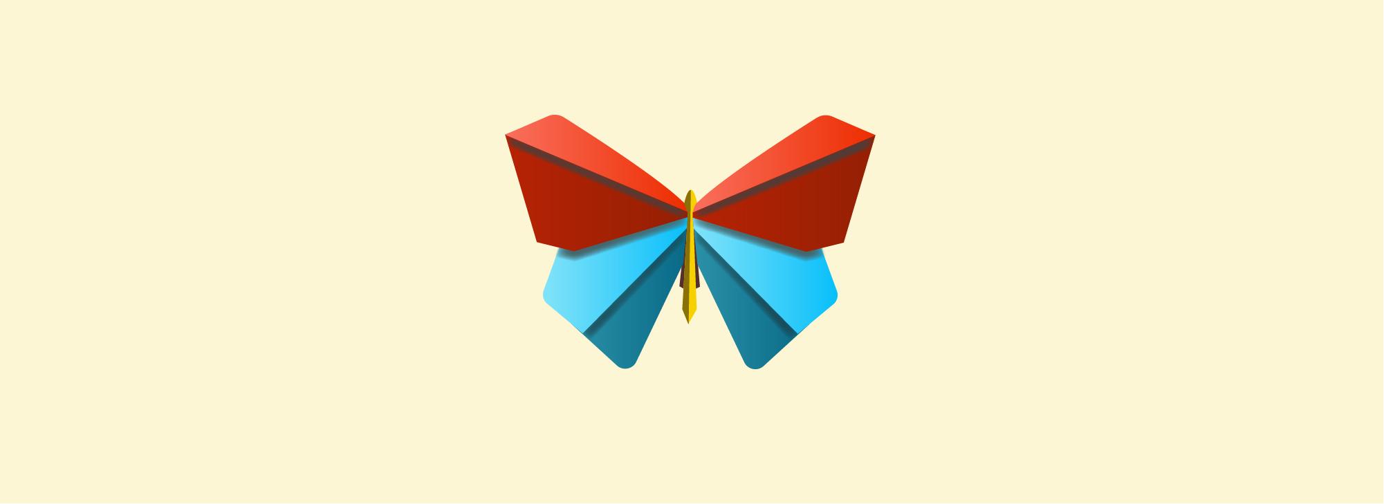 Модернизация бабочки