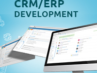 Crm/erp solutions