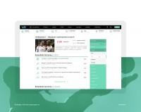 Редизайн сайта ВсеПроСпорт (vseprosport.ru)