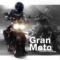 Промо-сайт салона австрийских мотоциклов