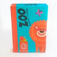 Коробка для детской настольной игры