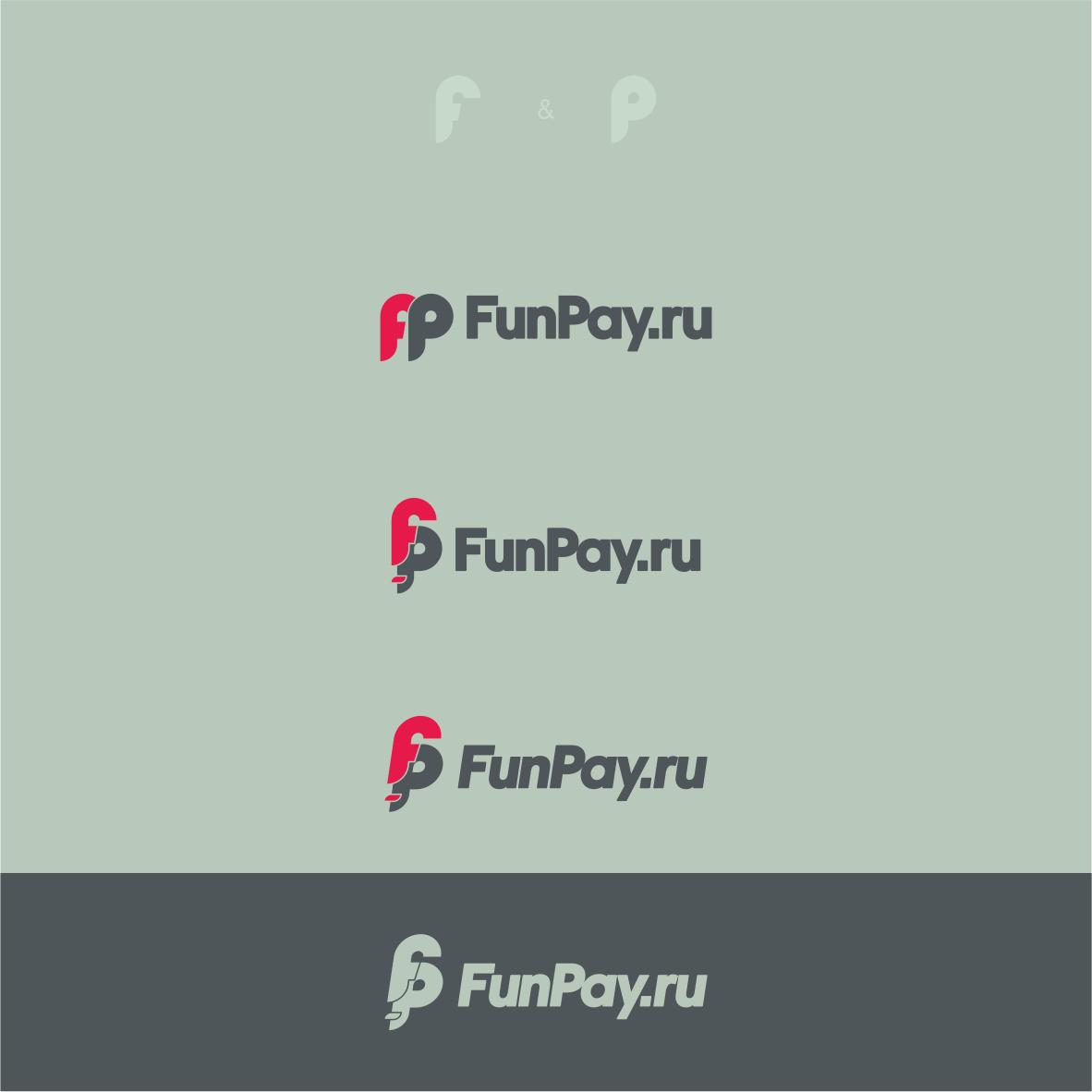 Логотип для FunPay.ru фото f_6115991a3fc251d5.png