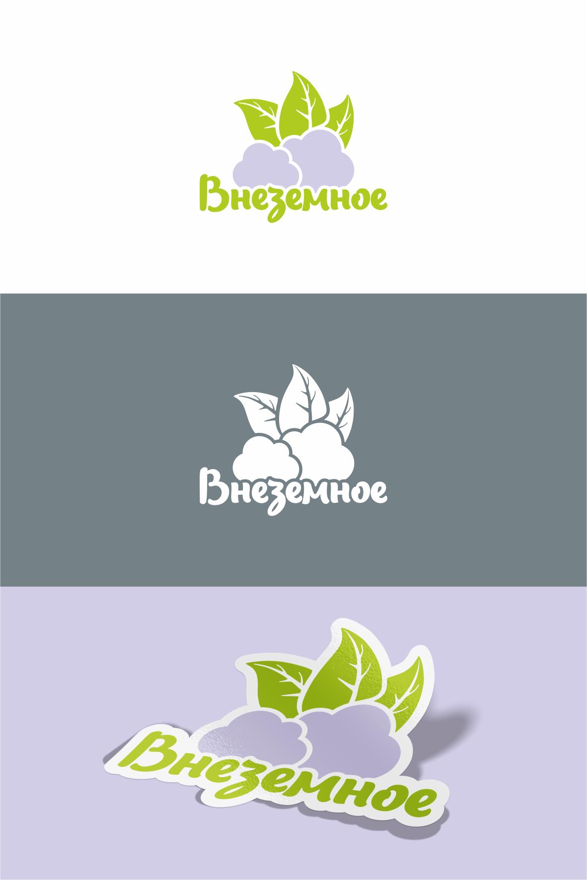 """Логотип и фирменный стиль """"Внеземное"""" фото f_8835e74a91d49ff9.png"""