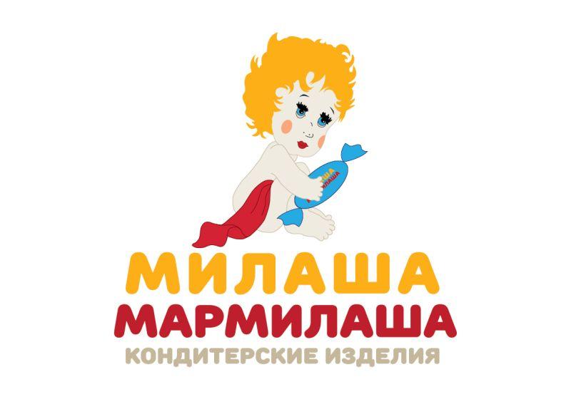 "Логотип для товарного знака ""Милаша-Мармилаша"" фото f_04358761a2e2910e.jpg"