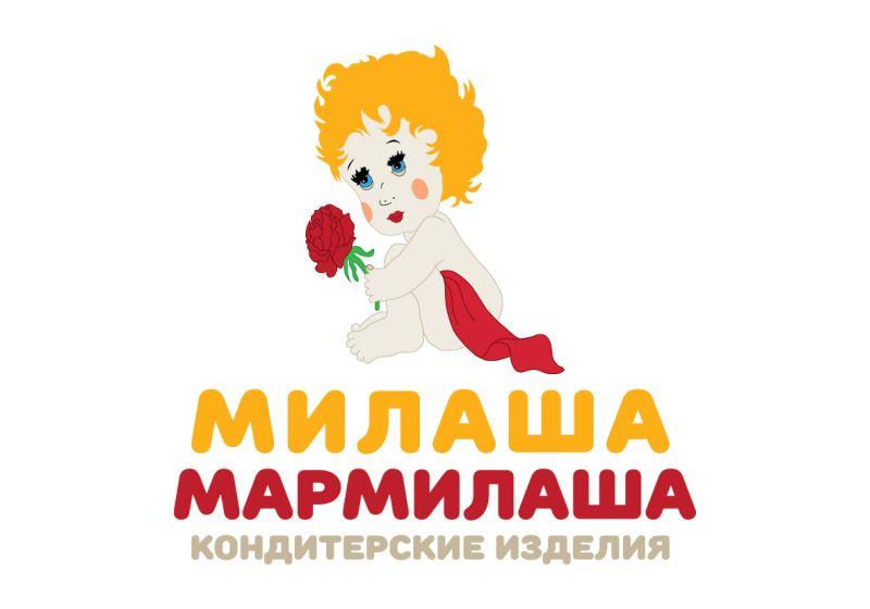 """Логотип для товарного знака """"Милаша-Мармилаша"""" фото f_1555874ac73a6300.jpg"""