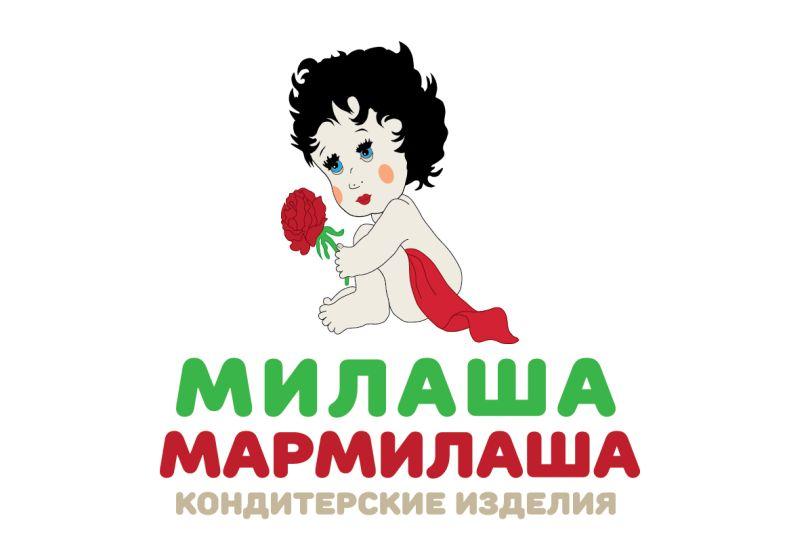 """Логотип для товарного знака """"Милаша-Мармилаша"""" фото f_2205874ac6b01fb5.jpg"""