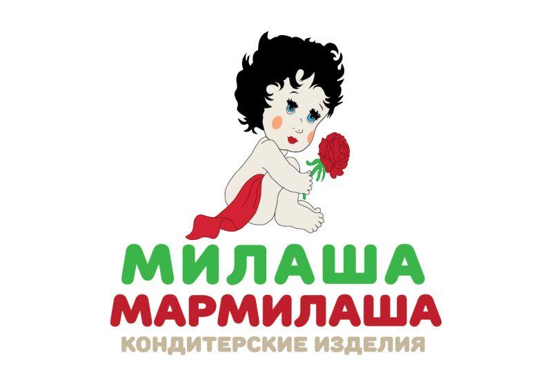 "Логотип для товарного знака ""Милаша-Мармилаша"" фото f_2605874ac66cf14e.jpg"