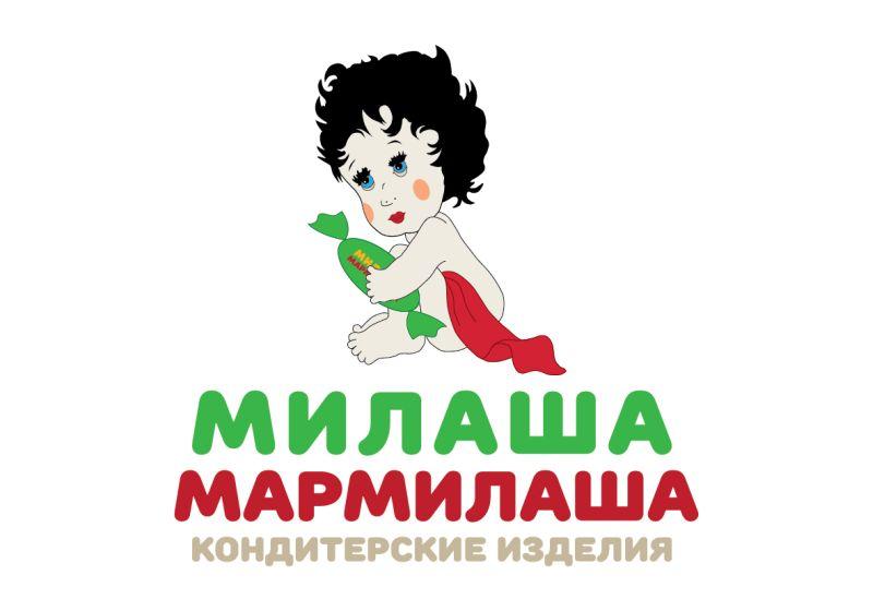 """Логотип для товарного знака """"Милаша-Мармилаша"""" фото f_26258761a2796c46.jpg"""