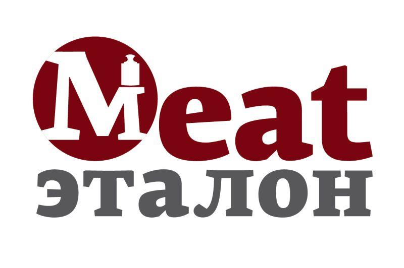 Логотип компании «Meat эталон» фото f_48156f913e5ba13a.jpg