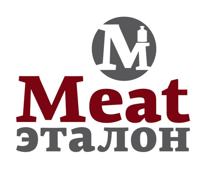Логотип компании «Meat эталон» фото f_49856f913f1a2572.jpg