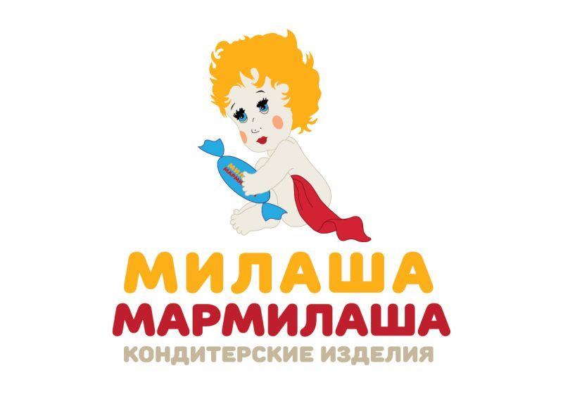 """Логотип для товарного знака """"Милаша-Мармилаша"""" фото f_62358761a3235950.jpg"""