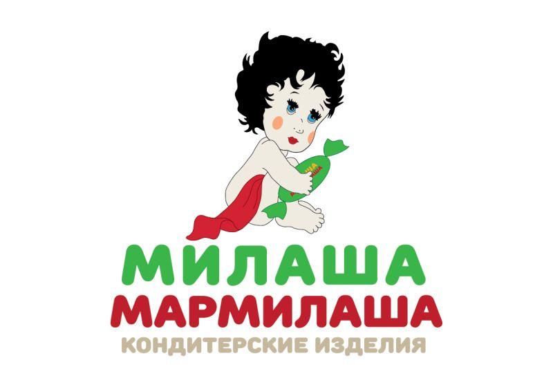 """Логотип для товарного знака """"Милаша-Мармилаша"""" фото f_67258761a234cdc2.jpg"""