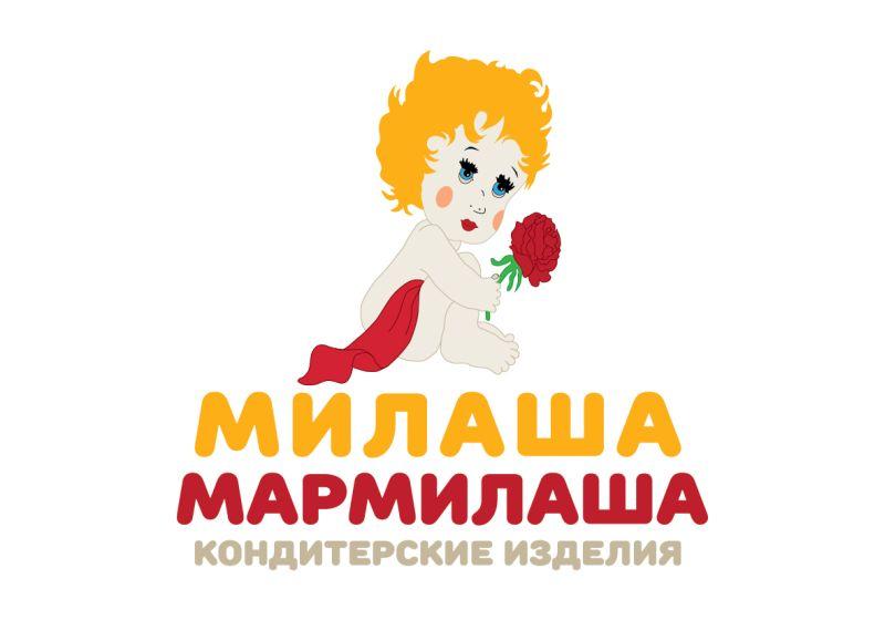 """Логотип для товарного знака """"Милаша-Мармилаша"""" фото f_8675874ac6e9ae3f.jpg"""