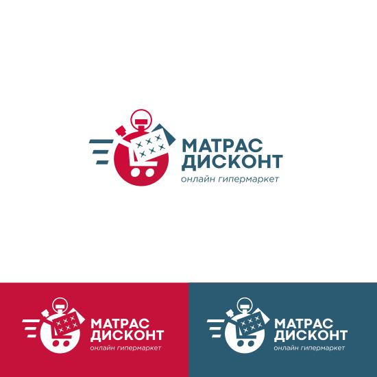 Логотип для ИМ матрасов фото f_2765c976bd57e4f9.jpg