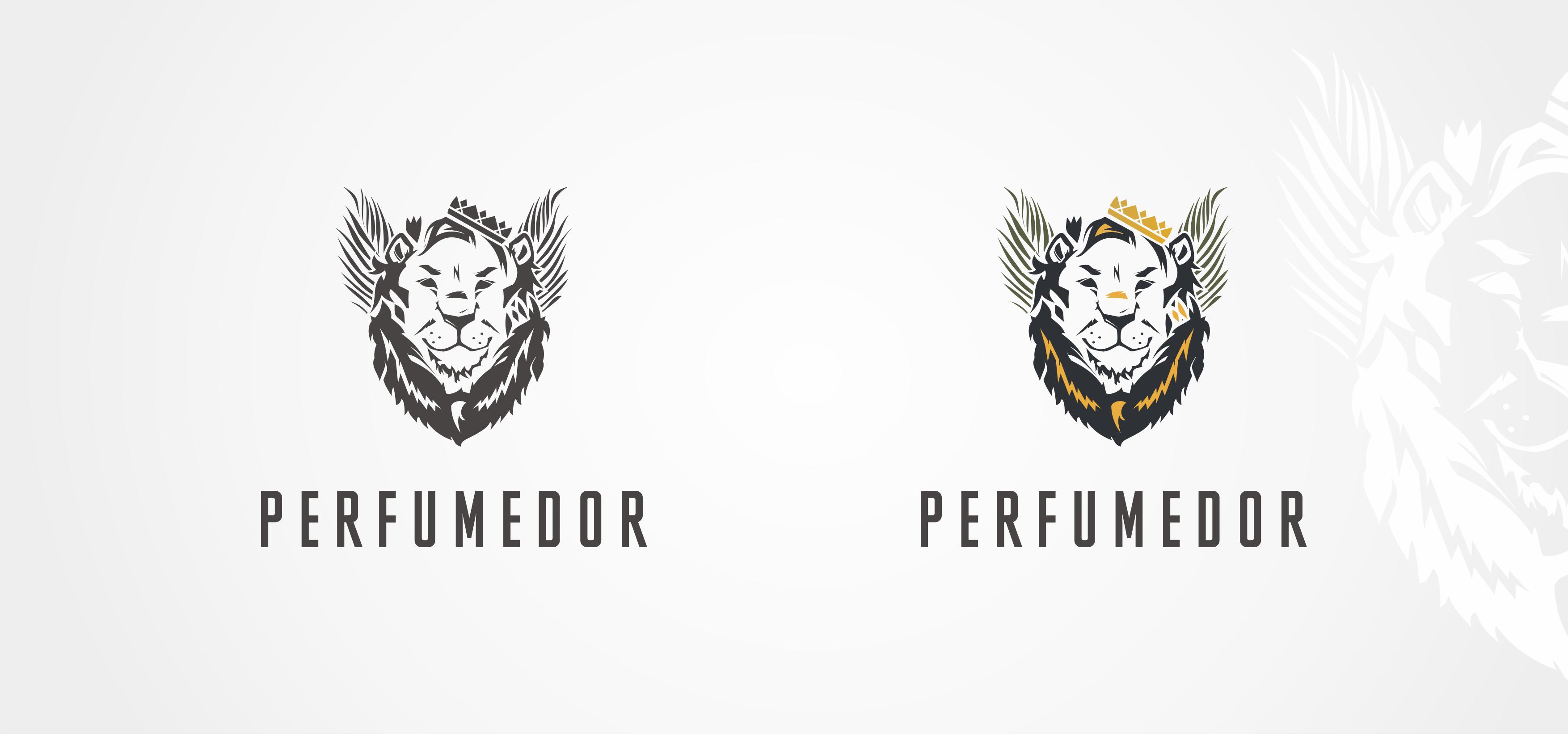 Логотип для интернет-магазина парфюмерии фото f_5415b458408610be.png