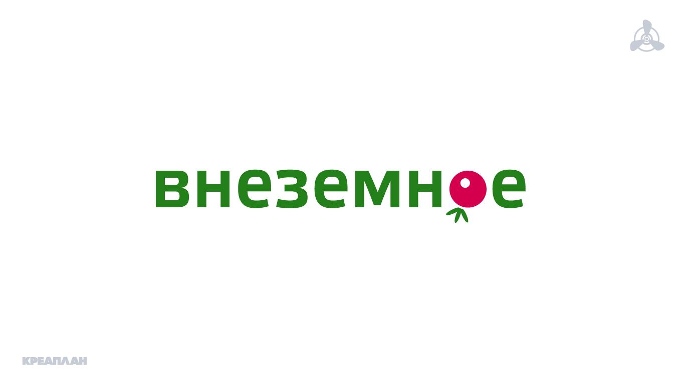 "Логотип и фирменный стиль ""Внеземное"" фото f_2575e75d2b09789d.jpg"