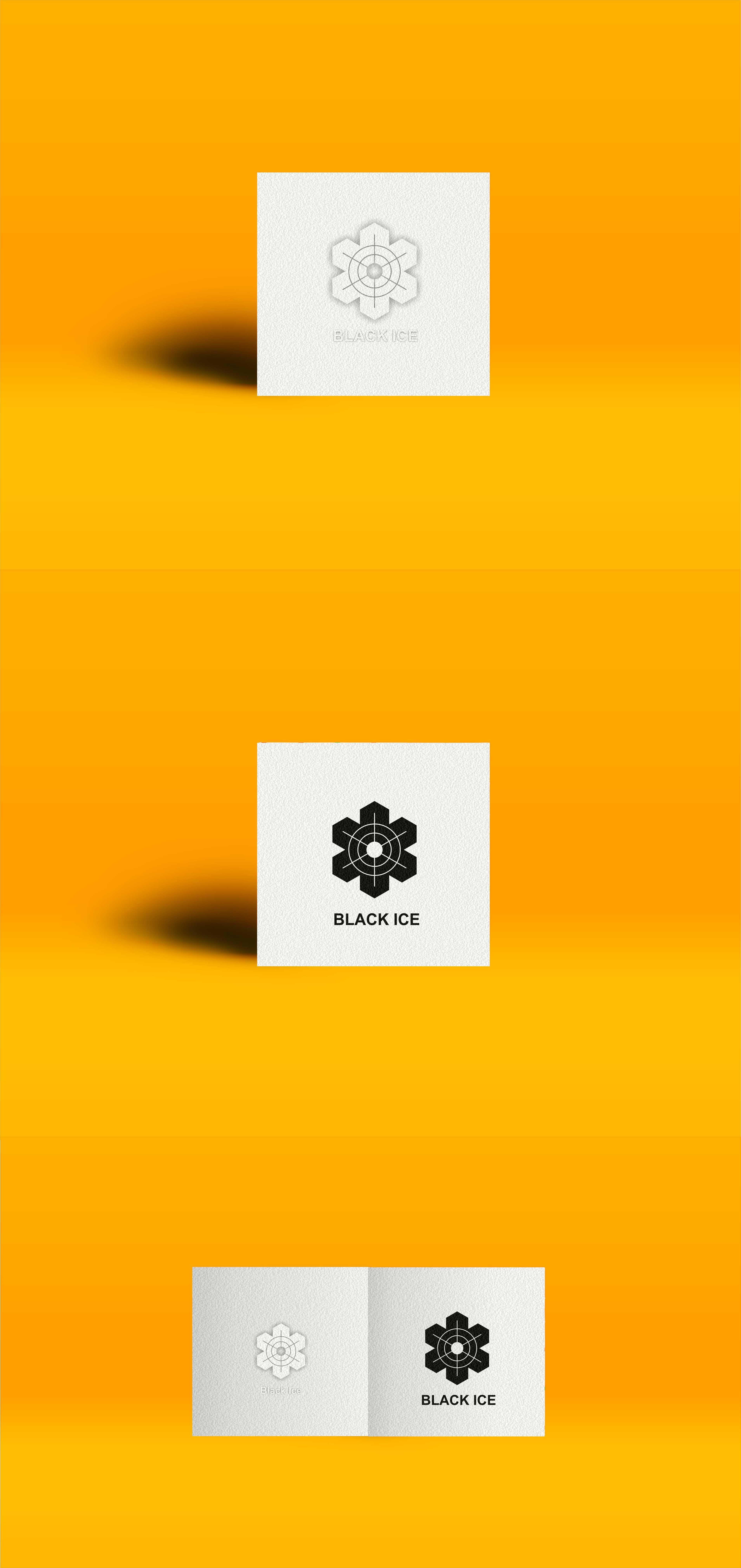 "Логотип + Фирменный стиль для компании ""BLACK ICE"" фото f_306571256ad52ec9.jpg"