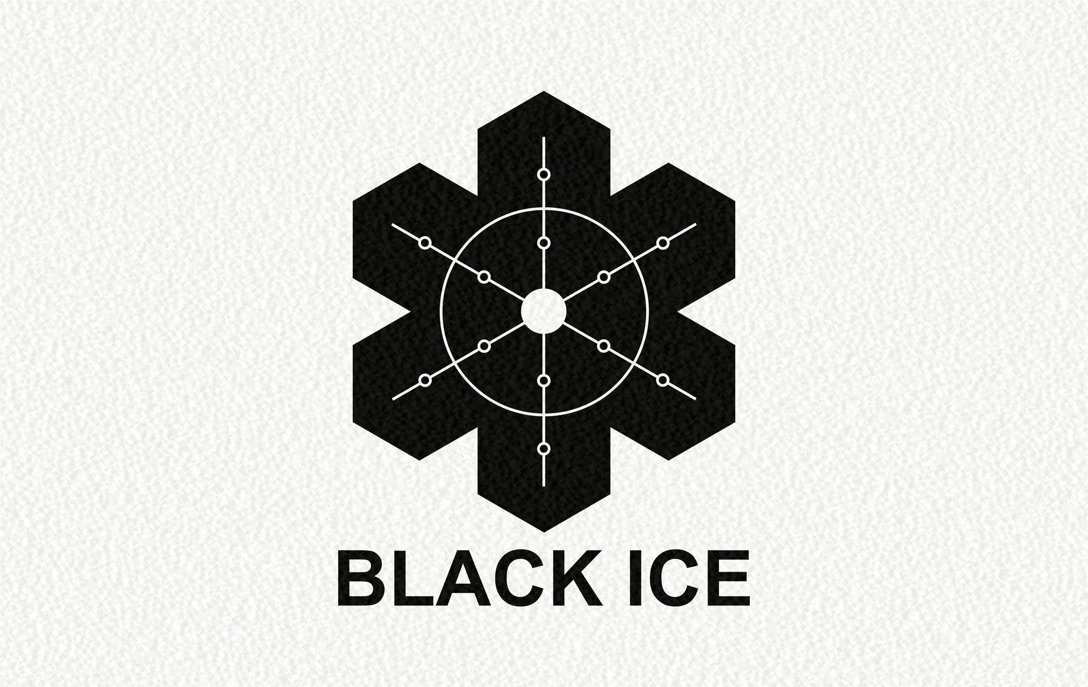"""Логотип + Фирменный стиль для компании """"BLACK ICE"""" фото f_5275713735662914.jpg"""