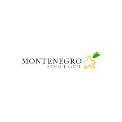 Logo Montenegro Stars Travel 2